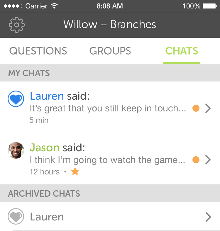Willow_Answering