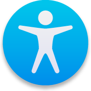 macOS Accessibility icon