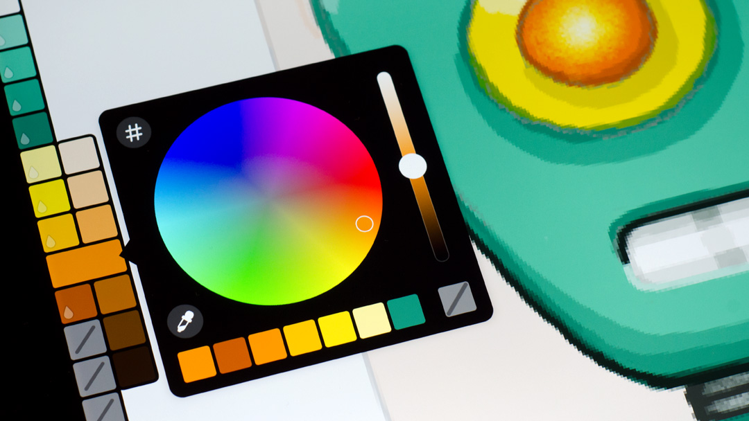 Linea Sketch's new Color Picker