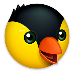 Ollie's Goldfinch custom app icon