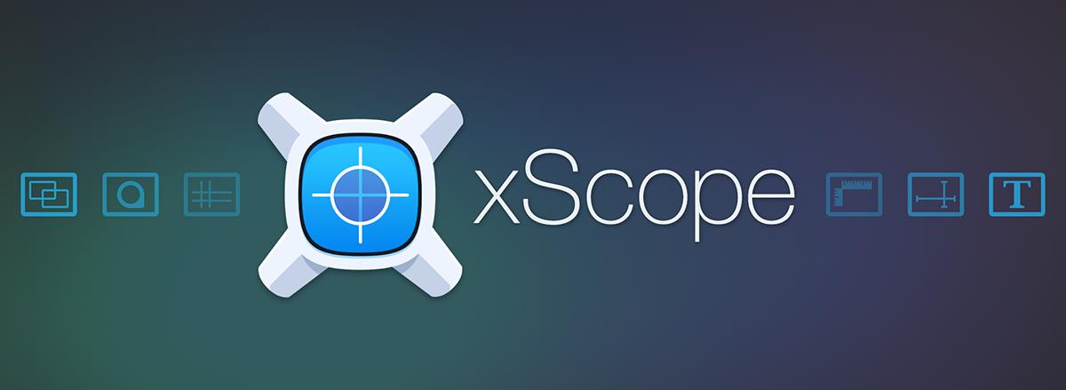xScope product logo